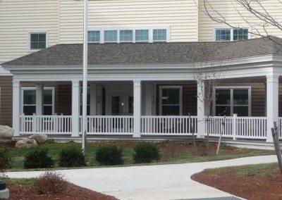 Jewish Rehabilitation Center, Peabody, MA