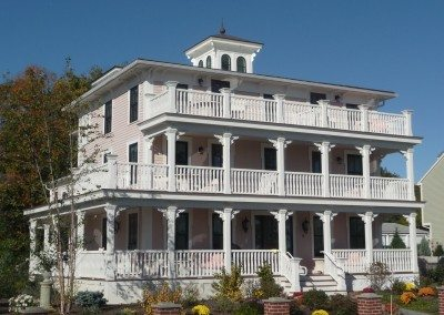 Three Stories Inn, Old Saybrook, CT