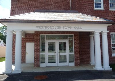 Westborough Town Hall, Westborough, MA